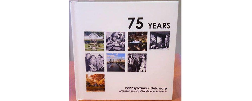 LandStudies Featured in PA-DE ASLA 75th Anniversary Commemorative Publication